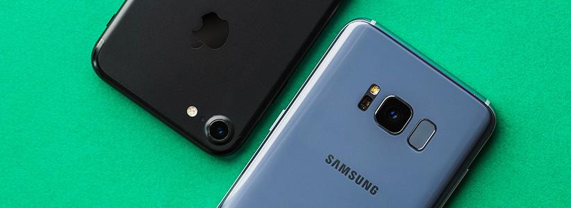 سامسونگ گلکسی S8 یا اپل آیفون 7