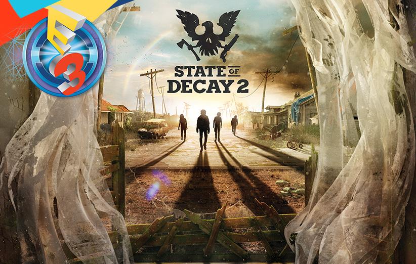 تریلر جدید State of Decay 2 را ببینید