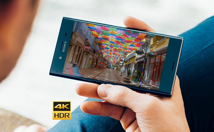 گوشی هوشمند سونی Xperia XZ Premium