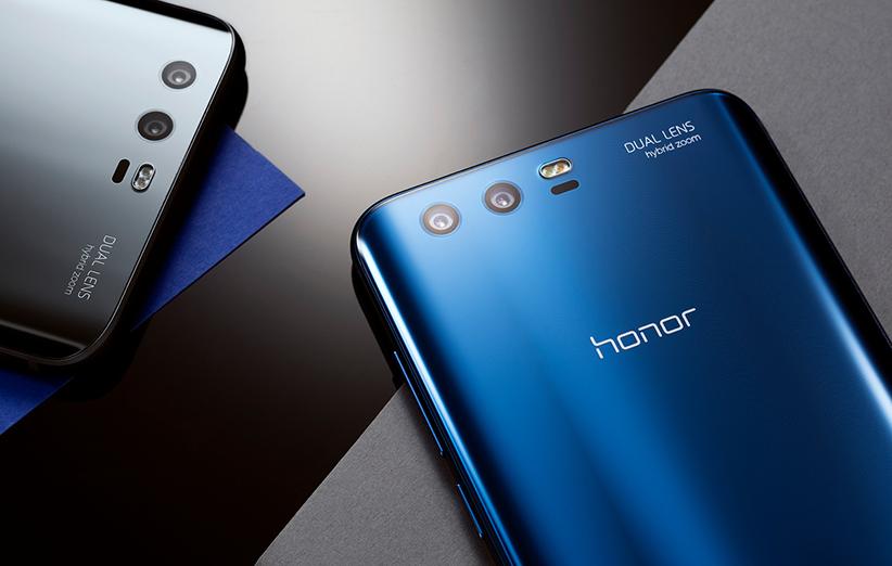 Honor 9 در کمتر از یک ماه، یک میلیون دستگاه فروخت