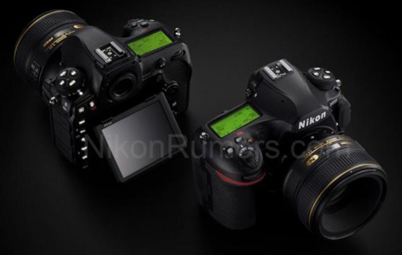 تصاویر لو رفته از دوربین D850 نیکون را ببینید