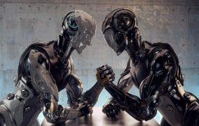 قدرتمندترین ربات جهان