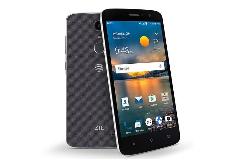 گوشی ۹۹ دلاری ZTE حسگر تشخیص اثر انگشت دارد