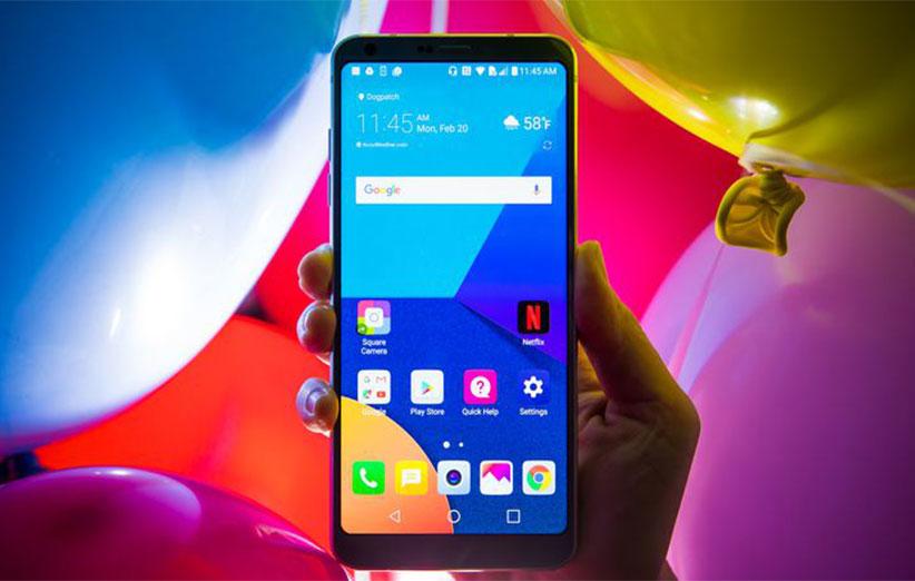 آیا گوشی LG Q6 بیستم تیر ماه معرفی میشود؟