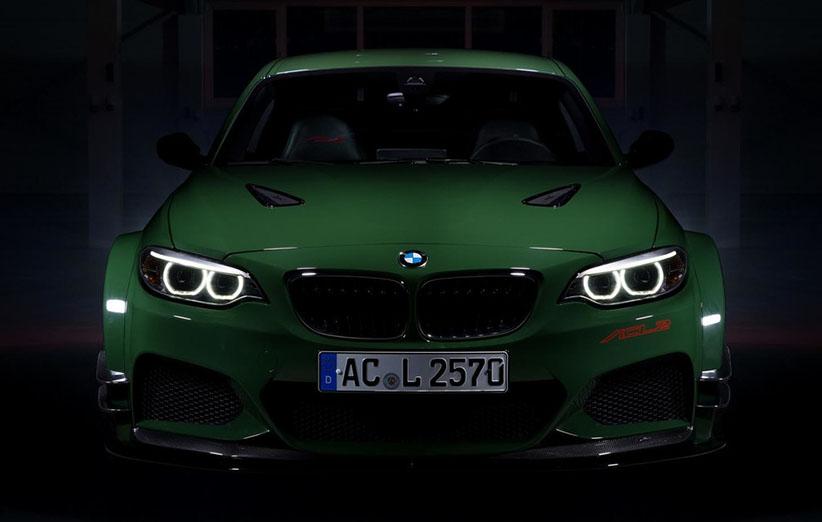 سریعترین مدل BMW را با مجوز تردد در شهر ببینید