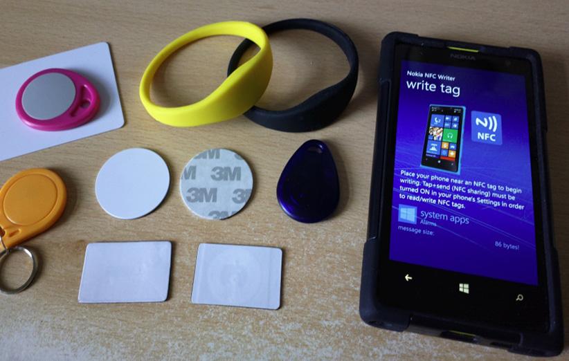 در iOS 11 منتظر قابلیتهای بیشتر NFC در آیفون باشید iphone nfc 5