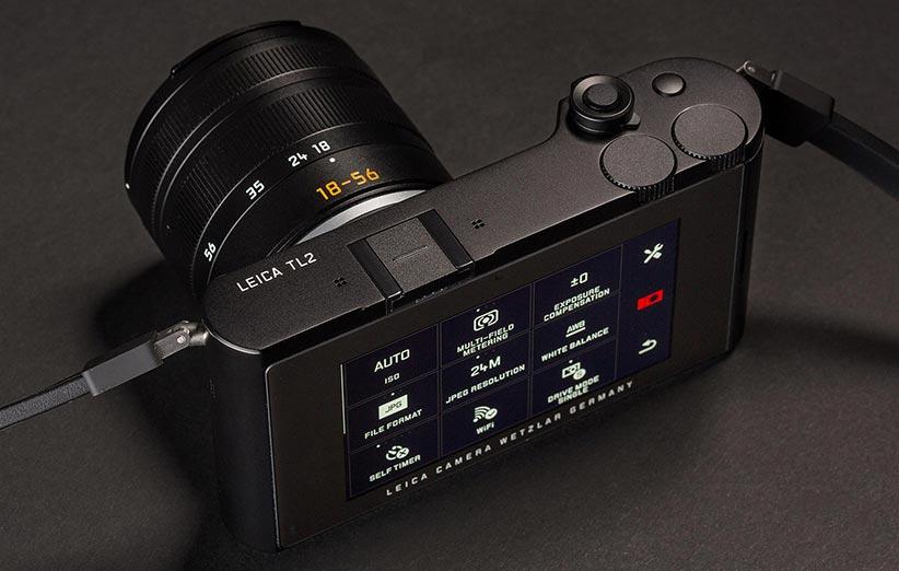 شرکت لایکا دوربین بدون آینه TL2 را معرفی کرد