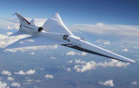ناسا هواپیمای مافوق صوت