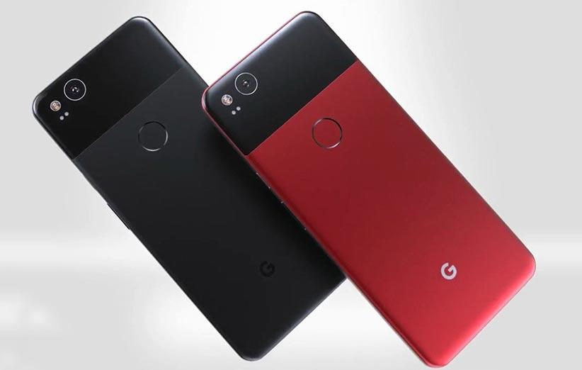 ویدیوی لو رفته از گوشی گوگل Pixel XL 2 را ببینید