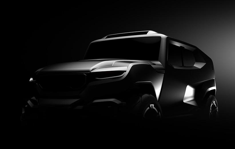 شرکت رضوانی هم به ساخت SUV فکر میکند!