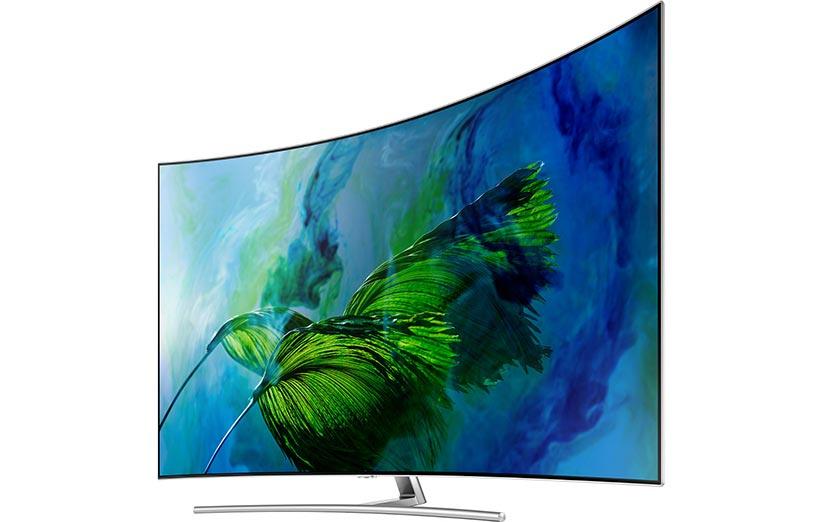 تلویزیونهای +HDR10 سامسونگ