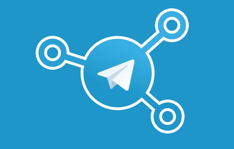 سرور های تلگرام