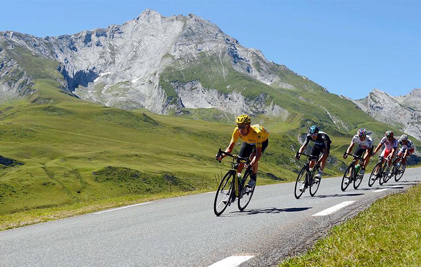 مسیر رقابتهای تور دو فرانس شامل 8 مرحله مسطح، 3 مرحله تپهای، 3 مرحله نیمهکوهستانی و 5 مرحله کوهستانی است.