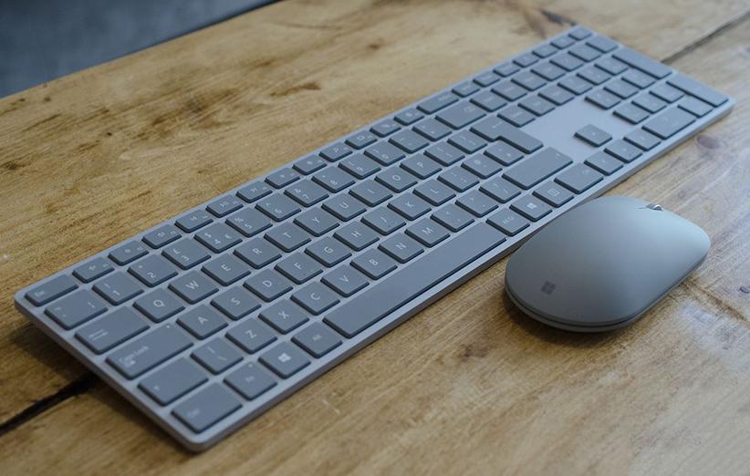 ماوس و کیبورد جدید مایکروسافت به بازار عرضه شد