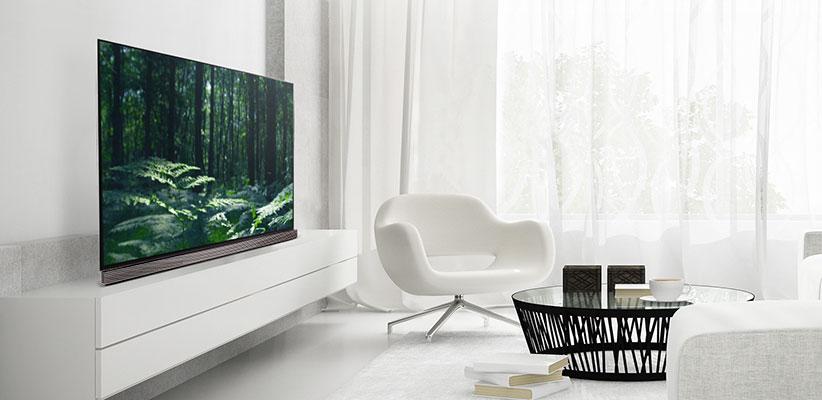 نقد و بررسی تلویزیون هوشمند LG مدل OLED65G7T