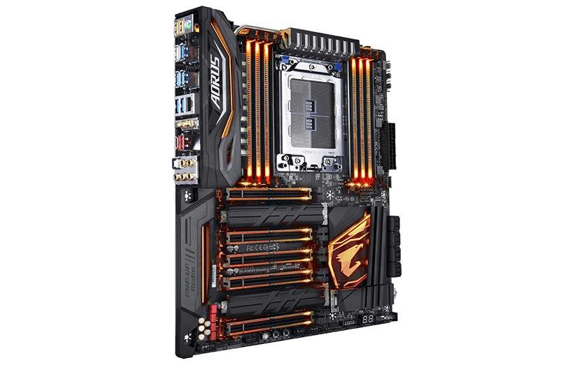 با مادربرد X399-Gaming 7 شرکت گیگابایت آشنا شوید