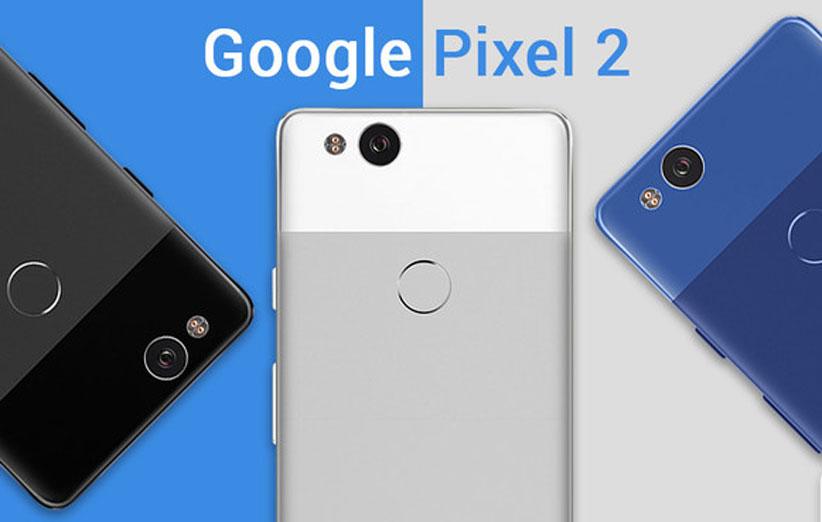 پیکسل ۲ را از زوایای مختلف و در رنگهای متنوع ببینید