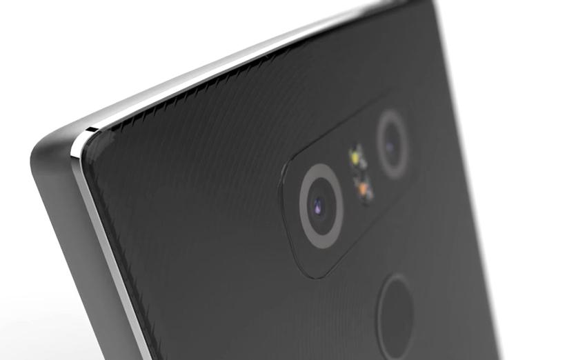 V30: صفحه نمایش همیشه روشن، تشخیص چهره و نوار شفاف