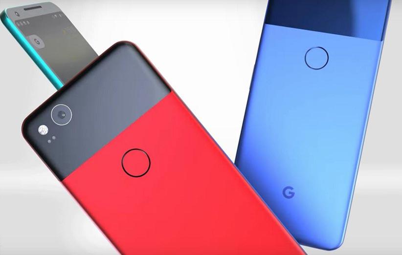 جدیدترین تصاویر لو رفته از گوشی Pixel 2 را ببینید