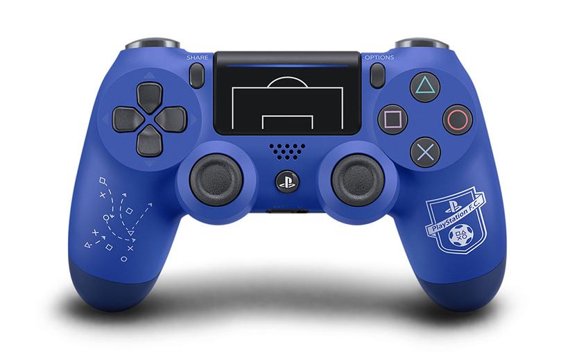 سونی یک دستهی طرح فوتبال برای PS4 ساخته است