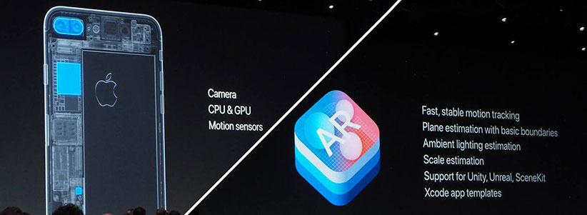 آیفون 8 انقلاب بعدی اپل نیست - واقعیت افزوده - ARKit