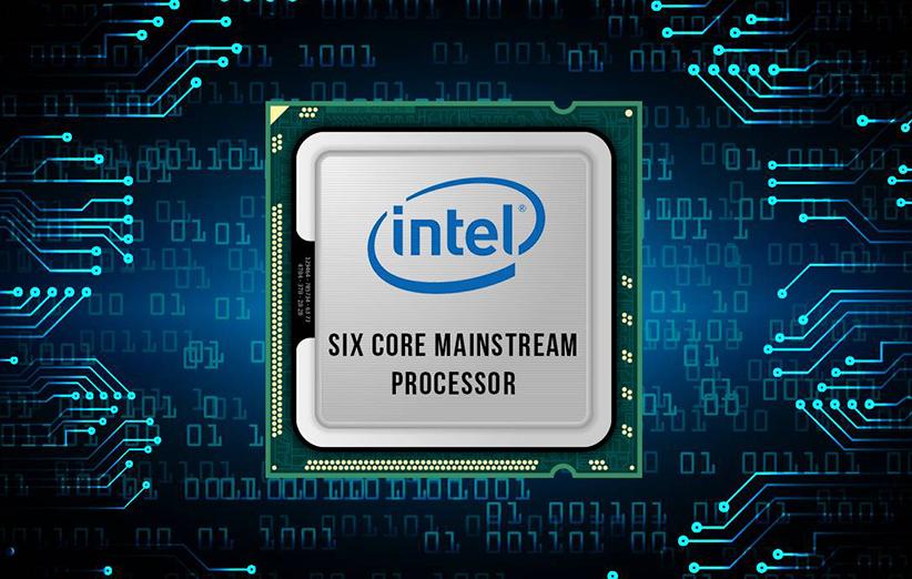 پردازندههای نسل هشتمی اینتل تا هفتهی بعد رونمایی میشوند