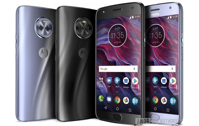 اولین تصویر رسمی لو رفته از گوشی Moto X4 را ببینید