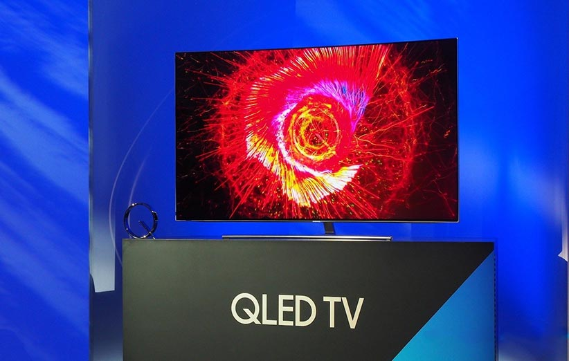 تلویزیونهای QLED سامسونگ