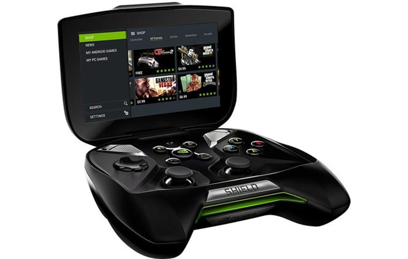 مدل آزمایشی Shield Portable 2 در یک فروشگاه کانادایی پیدا شد