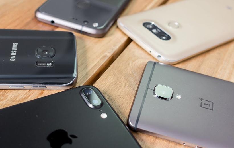 پرفروشترین گوشیها در فصل دوم سال ۲۰۱۷ مشخص شدند