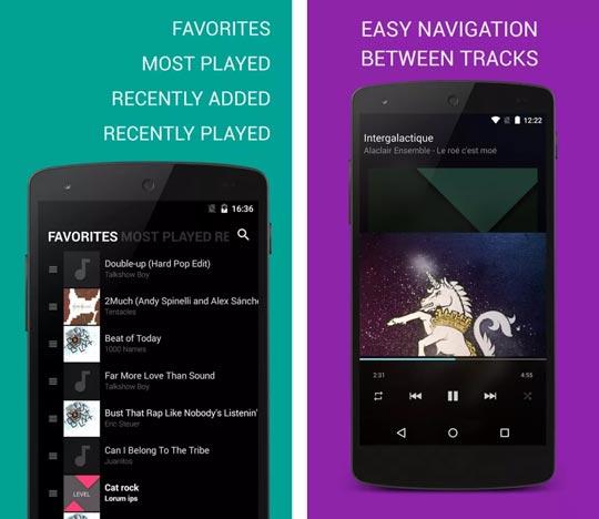 2 4 - بهترین موزیک پلیر رایگان؛ نقد و بررسی اپلیکیشن BlackPlayer