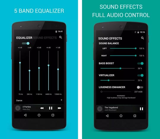 3 2 - بهترین موزیک پلیر رایگان؛ نقد و بررسی اپلیکیشن BlackPlayer