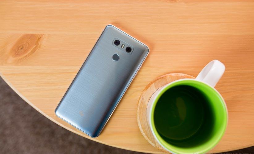 خاصترین ویژگی بهترین گوشی بازار - ال جی G6