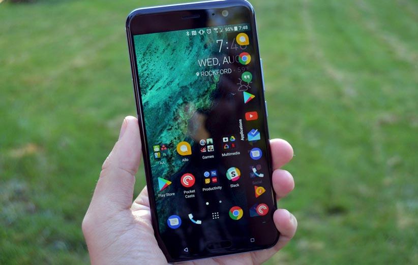 خاصترین ویژگی بهترین گوشی بازار - HTC U11