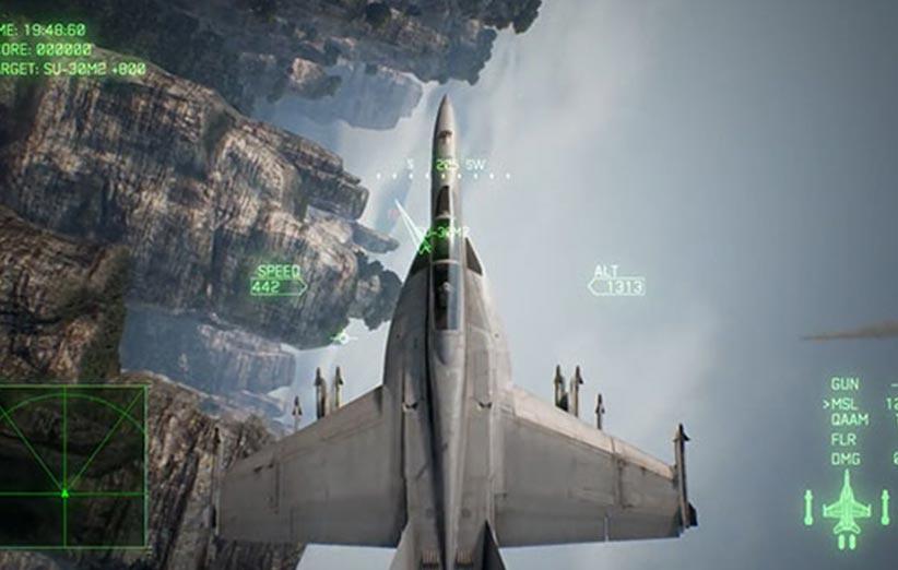تریلر جدید Ace Combat 7 را ببینید