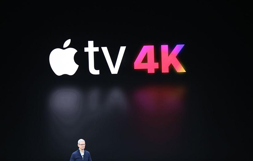 Apple TV با قابلیت نمایش ۴K رونمایی شد