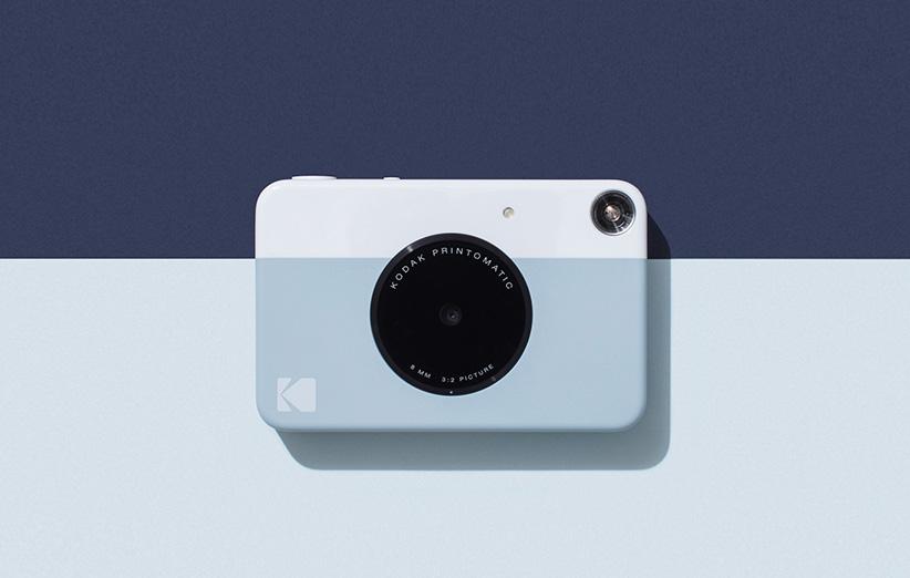 کداک از یک دوربین فوری زیبا رونمایی کرد