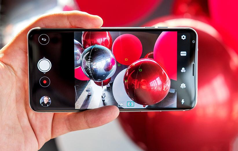 قابلیتهای دوربین V30 را به G6 بیاورید