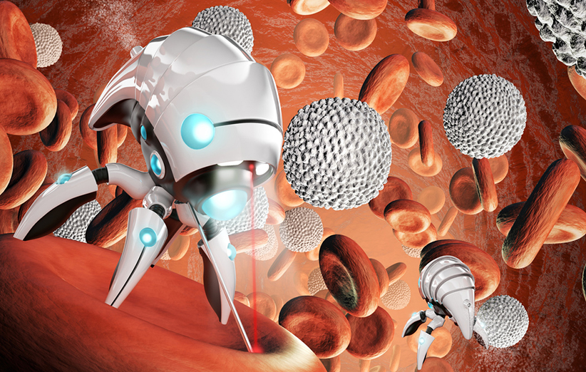 نانوماشینهایی ساخته شدند که میتوانند سلولهای سرطانی را از بین ببرند