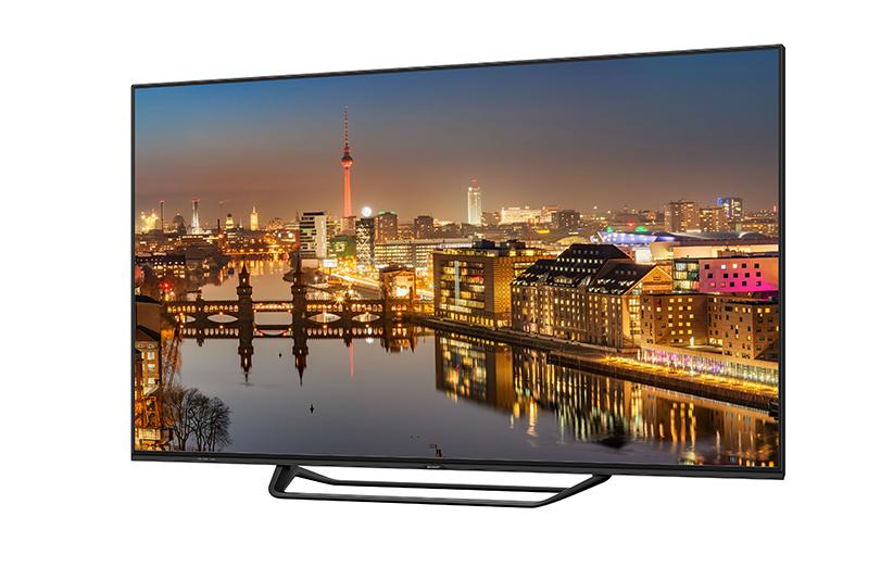 سری جدید تلویزیونهای شرکت شارپ ۸K هستند