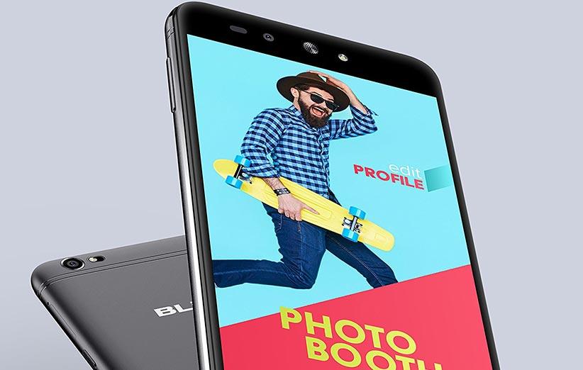 گوشیهای ارزان قیمت بلو، دوربین دوتایی و بدنه فلزی دارند