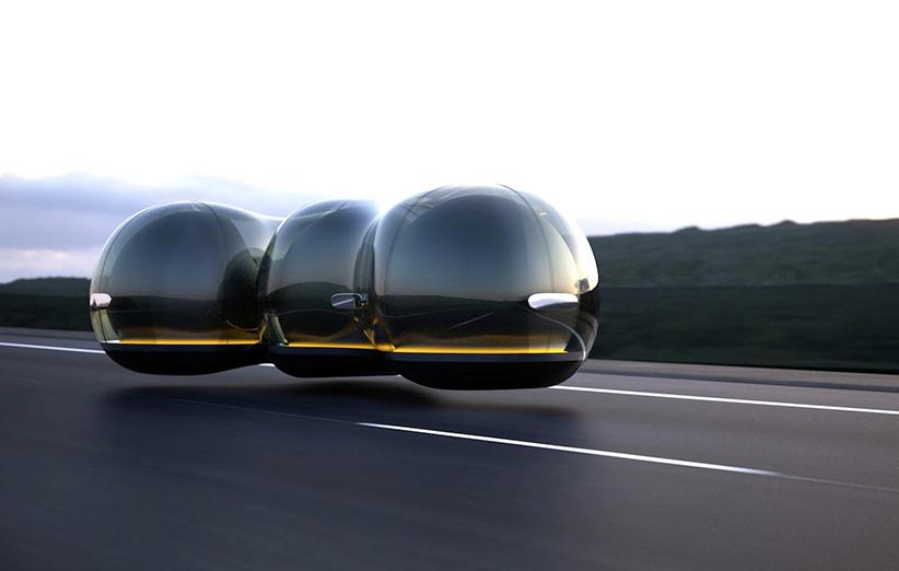 رنو آیندهی خودروها را به تصویر کشید