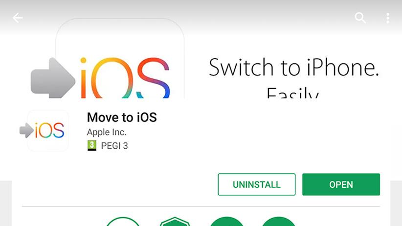 راهنمای مهاجرت از اندروید به iOS