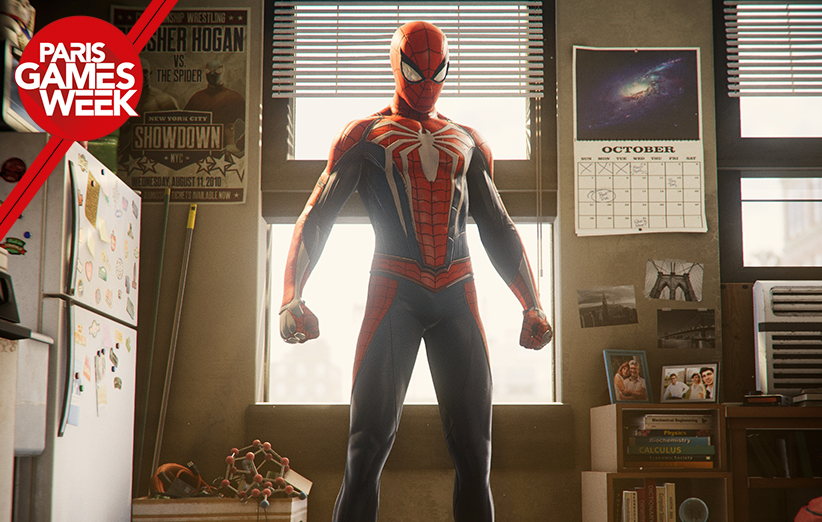 Spider Man Trailer ParisGamesWeek2017 - فروش بازی Spider Man 2018 پلی‌استیشن ۴
