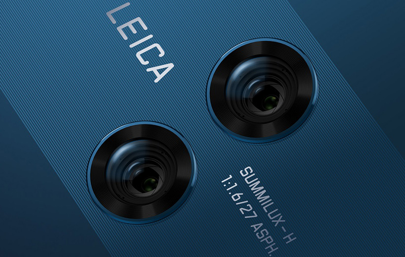 نگاهی به دوربین هواوی میت 10 - آیندهی جدیدی که شروع شد!