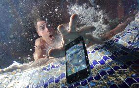 چگونه گوشی موبایل خیس را نجات دهیم؟