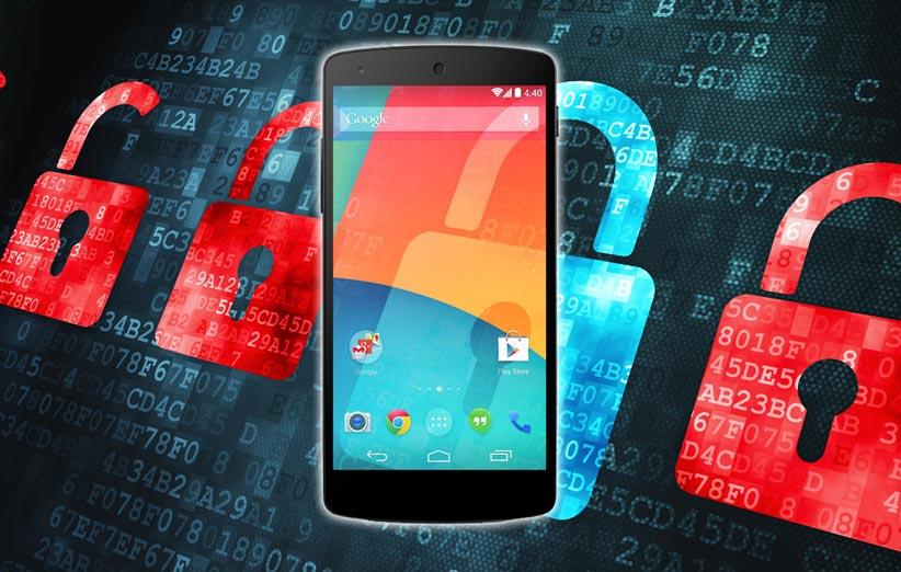 ۱۰ نکته برای افزایش امنیت گوشیهای اندرویدی