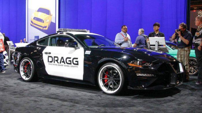 2018 ford mustang fastback by dragg e1509537164776 - ۷ فورد موستانگ تیونشده در نمایشگاه SEMA