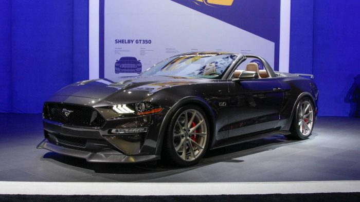 2018 ford mustang gt convertible by speedkore performance group e1509537255138 - ۷ فورد موستانگ تیونشده در نمایشگاه SEMA