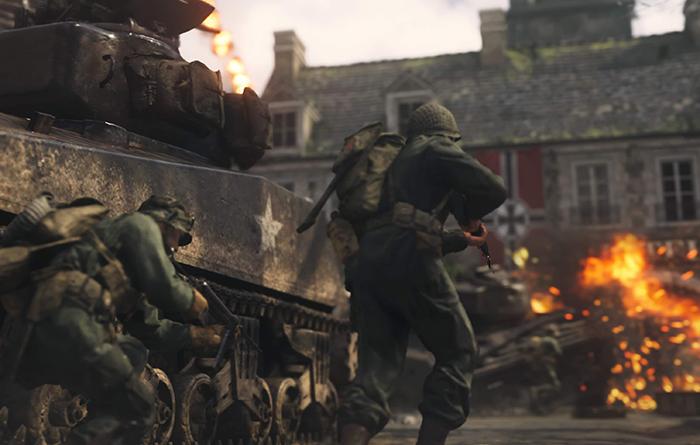 فروش ۵۰۰ میلیون دلاری بازی Call of Duty: WWII در سه روز